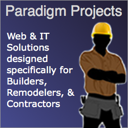 Web &  IT Solutions designed specifically for Builders, Remodelers, Contractors and other members of the Home & Garden Industries