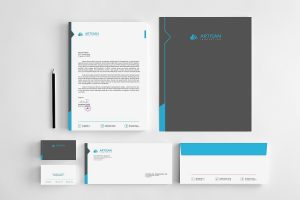 Corporate Identity Bundle by artisanHR at TheCreativeMarket.com